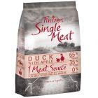 Purizon Single Meat Adult canard, pommes - sans céréales pour chien