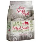 Purizon Single Meat Adult Dog - Grain-Free Lamb with Peas
