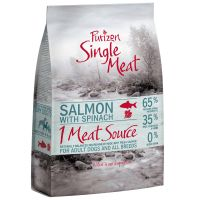 Purizon Single Meat Adult Dog - Grain-Free Salmon with Spinach