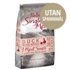 Purizon Single Meat Adult Duck & Apple - spannmålsfritt