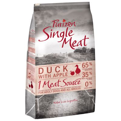 Purizon Single Meat Adult Ente mit Apfel