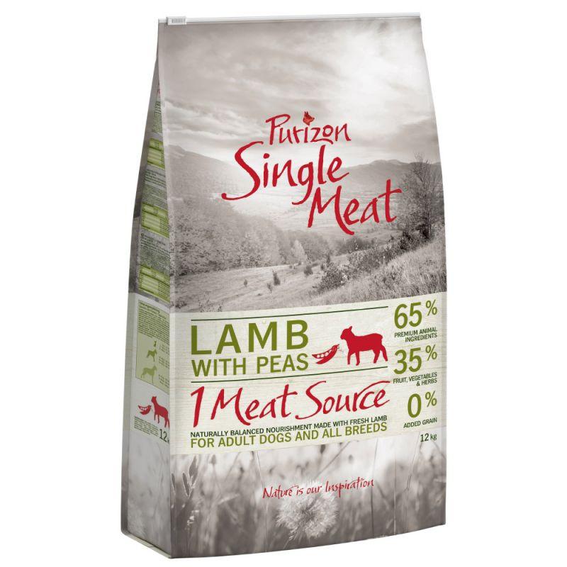 Purizon Single Meat Adult Lamb & Peas