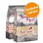 Purizon Single Meat Adult смешанная пробная упаковка 2 x 1 кг