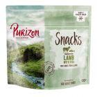 Purizon Snack cordeiro com peixe - sem cereais