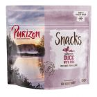 Purizon Snack per cani Anatra con Pesce - senza cereali