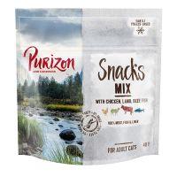 Purizon Snack per gatti Mix - senza cereali