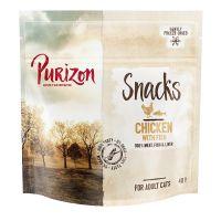 Purizon Snack per gatti Pollo con Pesce - senza cereali