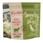 Purizon snacks de cordero y pescado para perros