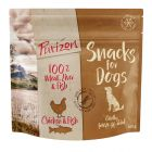 Purizon snacks de pollo y pescado para perros