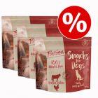 Purizon Snacks för hundar: 3 x 100 g till kanonpris!