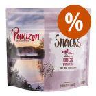 Purizon snacks 100 g com desconto!