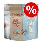 Purizon snacks para gatos 40 g em promoção!