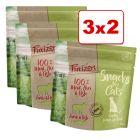 Purizon snacks para gatos 3 x 40 g en oferta: 2 + 1 ¡gratis!
