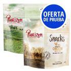 Purizon snacks para gatos 2 x 40 g - Pack mixto