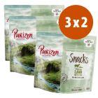 Purizon snacks para perros 3 x 100 g en oferta: 2 + 1 ¡gratis!