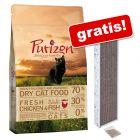 Purizon, sucha karma dla kota, 2,5 kg + Multi-Scratch mata do drapania gratis!