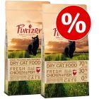 Экономупаковка Purizon 3 x 2,5 кг сухой корм для кошек