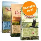 Смесена пробна опаковка: Purizon 3 x 2,5 кг суха храна за котки