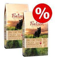 Purizon 2 x 6,5 kg pienso para gatos - Pack Ahorro
