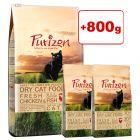 Purizon-kuivaruoka 6,5 kg + 800 g kaupan päälle!