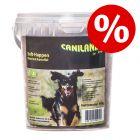 15% rabatt! Caniland Soft Bitar av häst eller struts, spannmålsfria
