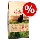 5 € Rabatt: 6,5 kg Purizon Katzentrockenfutter