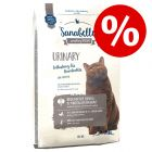 20 % rabatt! 10 kg Sanabelle kattfoder