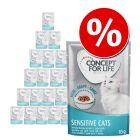 15% rabatt! Økonomipakke Concept for Life 48 x 85 g