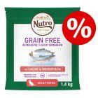 25 % rabatt! Nutro Cat Grain Free/Wild Frontier