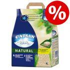 20 % rabatt på Catsan!