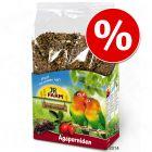 15 % rabatt på JR Birds Individual fågelfoder!