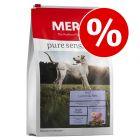 10 % rabatt på 12,5 kg MERA pure sensitive!