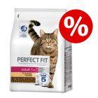 20 % rabatt! Perfect Fit kattfoder