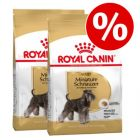 10 % rabatt! 2 påsar Royal Canin Breed hundfoder
