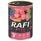 Rafi Junior Pastete, 24 x 400 g
