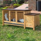 Ranch Rabbit Hutch