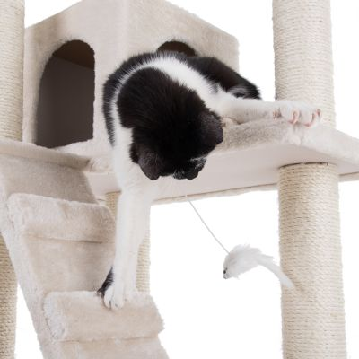 Rapunzel Cat Tree