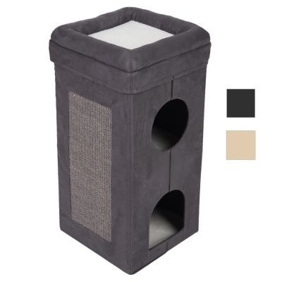 Rascador barril plegable Soft'n Scratchy para gatos
