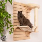 Rascador de pared Natural Paradise Kreativ para gatos