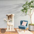Rascador Natural Paradise Amaryllis L para gatos