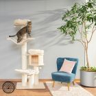 Rascador Natural Paradise Magnolia XL Plus para gatos