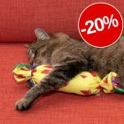 20% reducere! Chill-o-Pillow Jucărie pisici