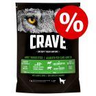 15% reducere! Crave hrană uscată  pentru câini