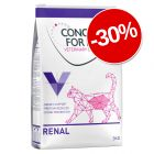 30% reducere! 3 kg Concept for Life Veterinary Diet Renal