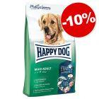10% reducere! 12/14 kg Happy Dog Supreme fit & vital hrană uscată câini