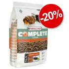 20% reducere! 1,75 kg Versele-Laga Cavia Hrană Porcușori de Guineea