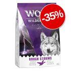 "35% reducere! 1 kg Wolf of Wilderness ""Rough Storms"" - Rață"