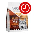 """20% reducere! 1 kg Wolf of Wilderness """"Soft - Wide Acres"""" - Pui"""