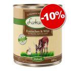 10% reducere! Lukullus 6 x 800 g hrană umedă câini