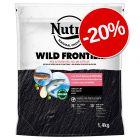 20% reducere! Nutro hrană uscată pentru pisici